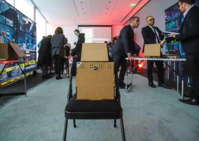 Inside Box Jeu digital déployable dans vos locaux