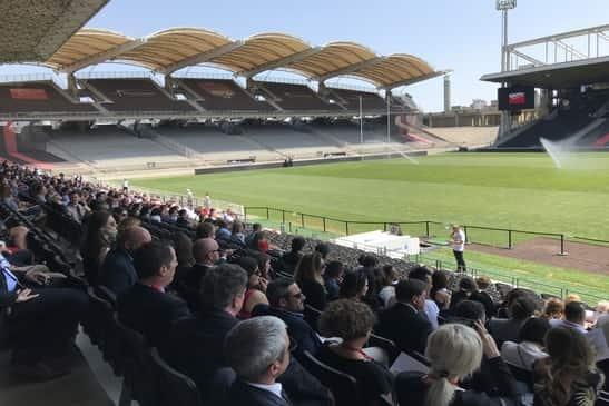 Escape Game Géant sur-mesure au Matmut Stadium de Lyon.