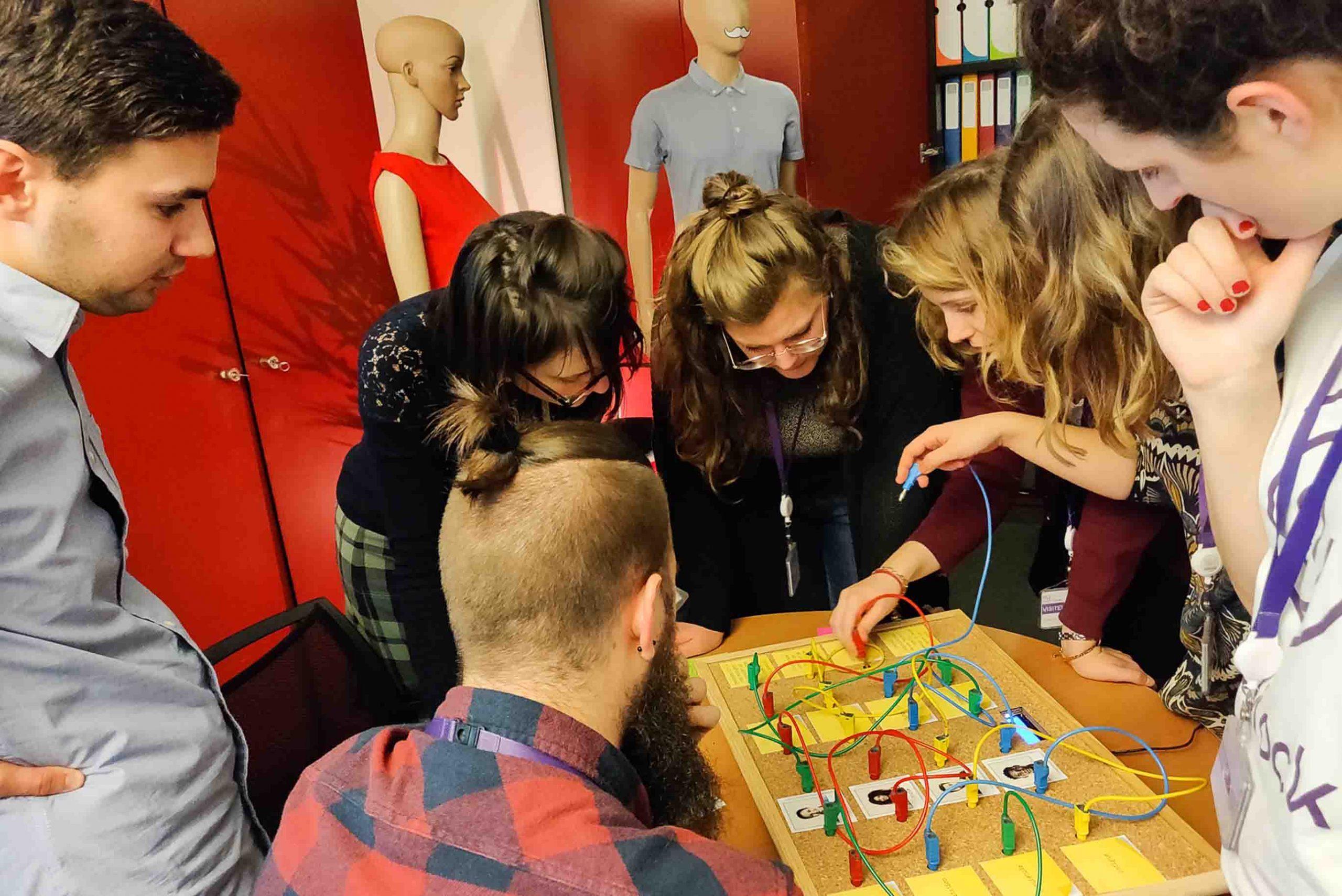 Escape Game de sensibilisation pour la Sécurité Santé Environnement