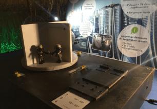 Espage game pour sensibiliser à l'économie d'énergie chez ArianeGroup