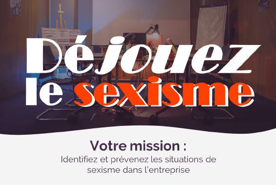 Jeu de Sensibilisation au Sexisme