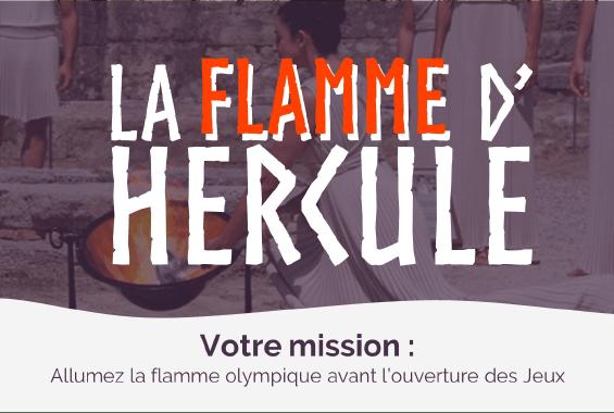 La Flamme d'Hercule