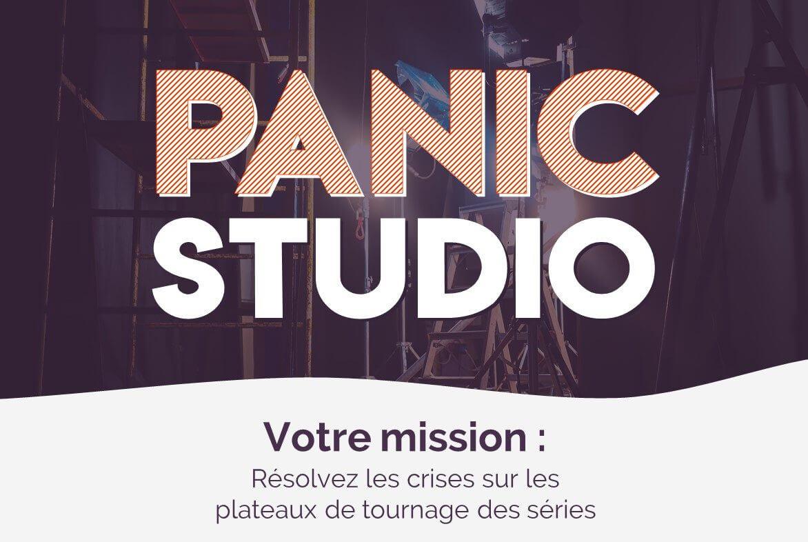 Panic Studio - Digital Story